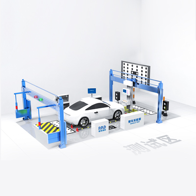 ADAS Vehicle Tesing